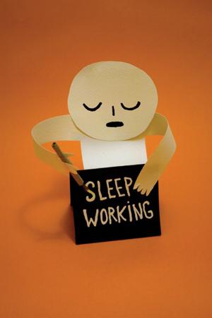Sleep-working