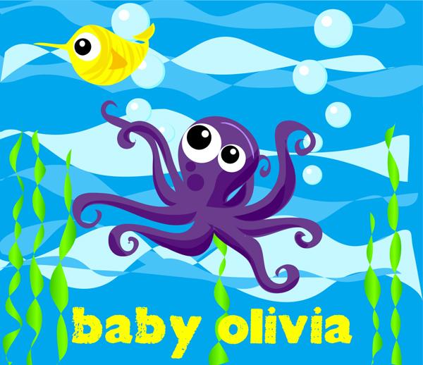 Octopus Olivia