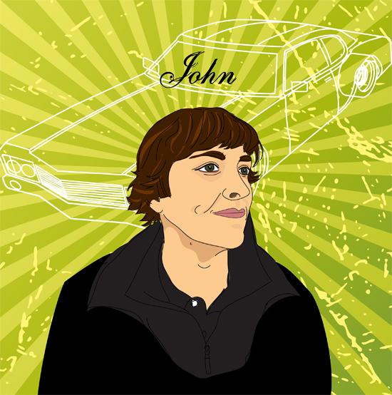 John Portrait 2